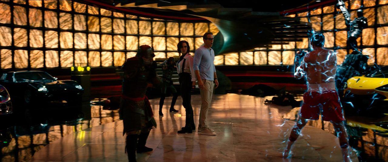 Free Guy: Jodie Comer, Ryan Reynolds