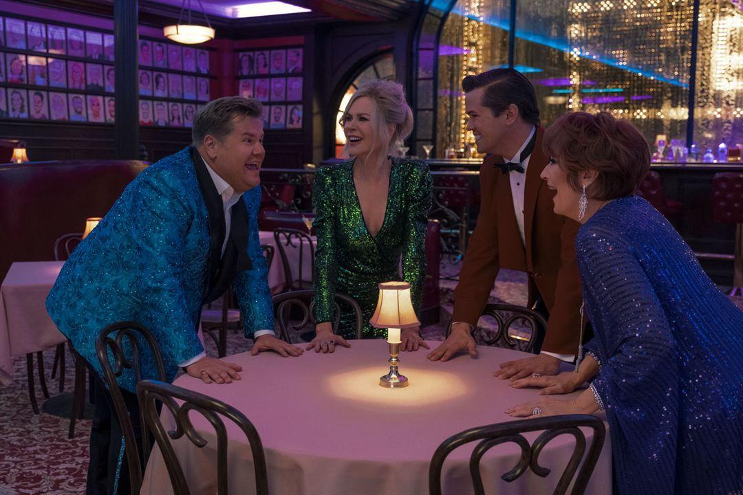 The Prom : Foto Andrew Rannells, James Corden, Meryl Streep, Nicole Kidman