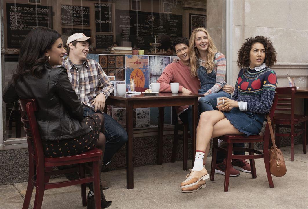 Para toda la vida : Foto Chrissie Fit, Harry Shum Jr., Jessica Rothe, Kyle Allen, Marielle Scott