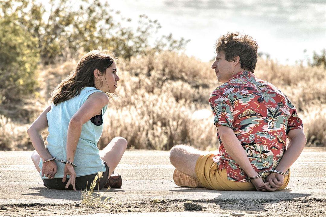 Palm Springs: Andy Samberg, Cristin Milioti