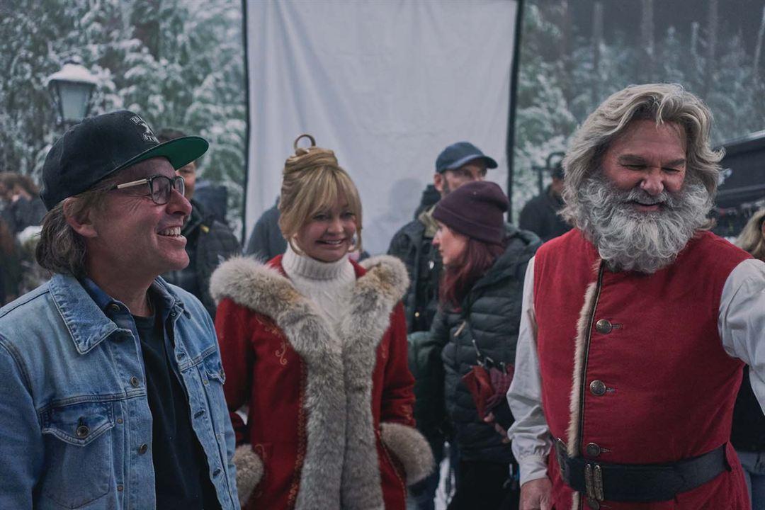 Crónicas de Navidad 2 : Foto Chris Columbus, Darby Camp, Kurt Russell