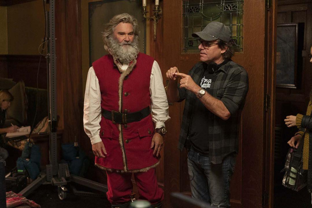 Crónicas de Navidad 2 : Foto Chris Columbus, Kurt Russell