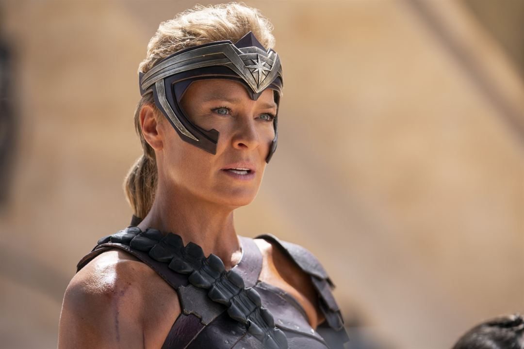 Wonder Woman 1984: Robin Wright
