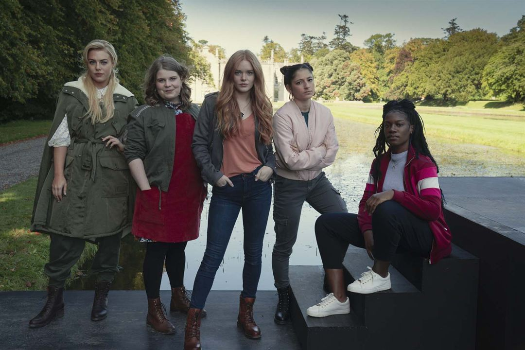 Foto Abigail Cowen, Eliot Salt, Elisha Applebaum, Hannah van der Westhuysen, Precious Mustapha