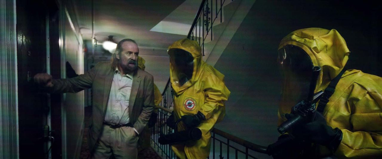 Inmune: Peter Stormare