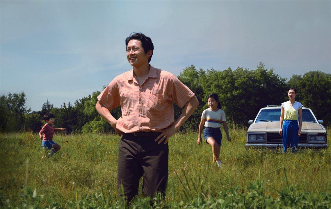 Minari. Historia de mi familia: Ye-Ri Han, Steven Yeun, Yuh-Jung Youn