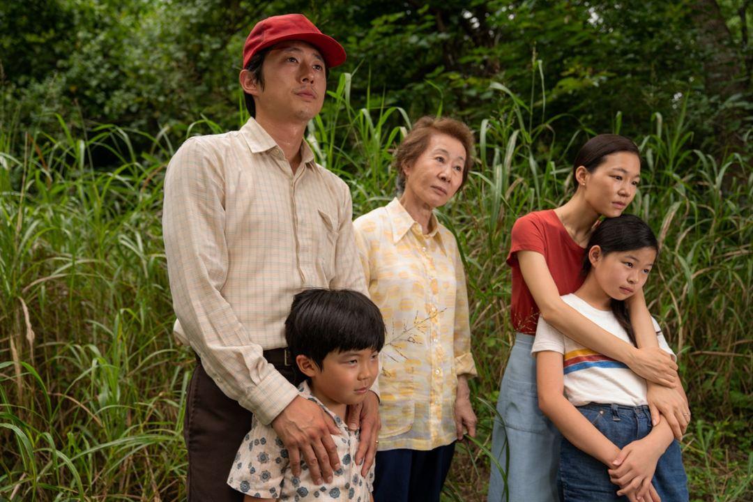 Minari. Historia de mi familia: Yuh-Jung Youn, Steven Yeun