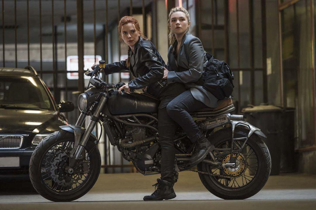 Viuda Negra : Foto Florence Pugh, Scarlett Johansson