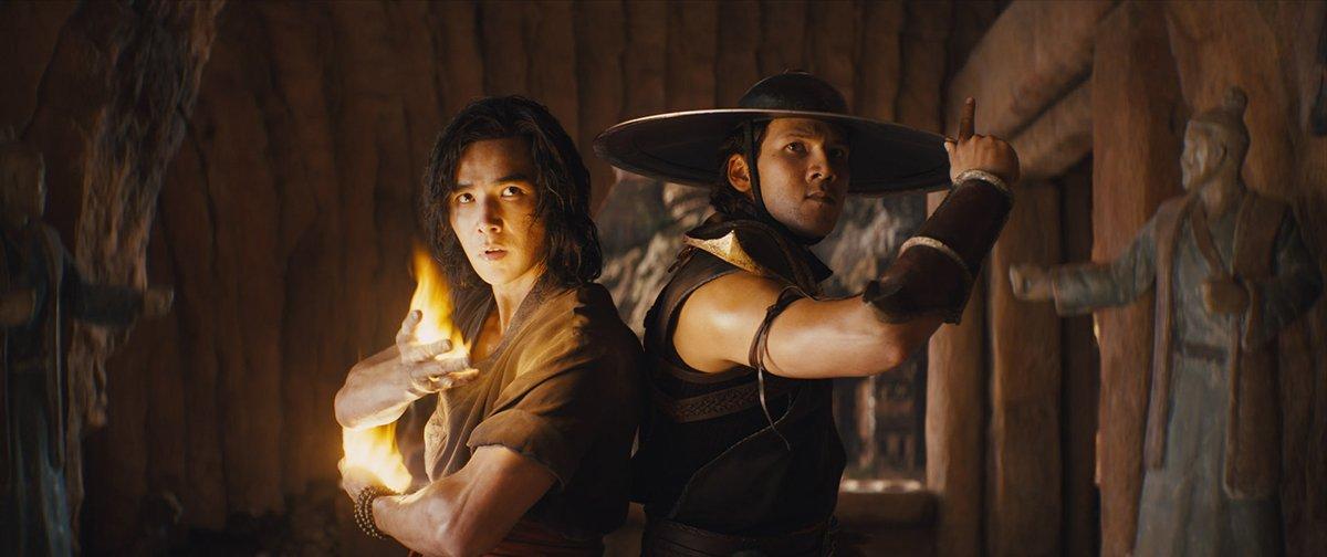 Mortal Kombat: Ludi Lin, Max Huang