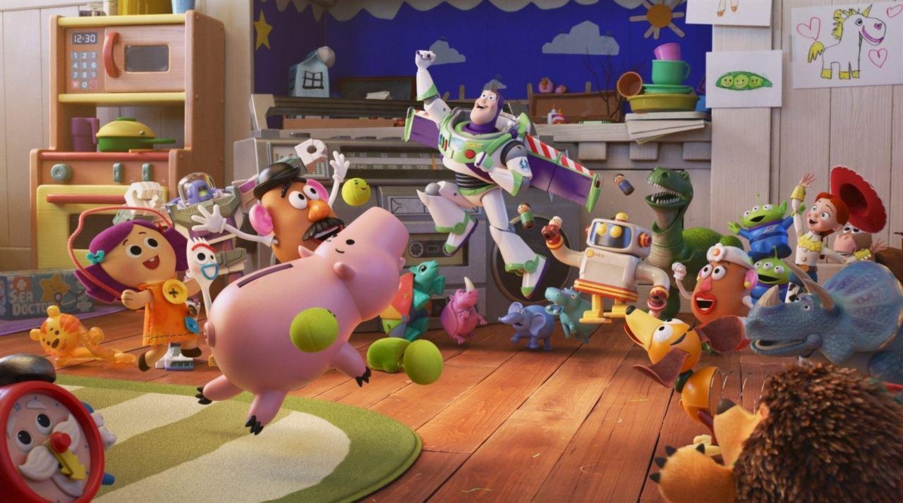 Palomitas Pixar : Foto