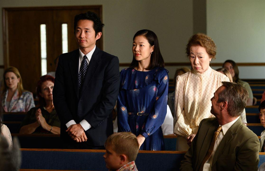 Minari. Historia de mi familia: Steven Yeun, Yuh-Jung Youn, Ye-Ri Han