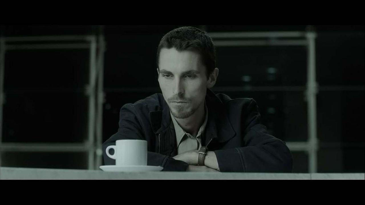 El maquinista: Christian Bale