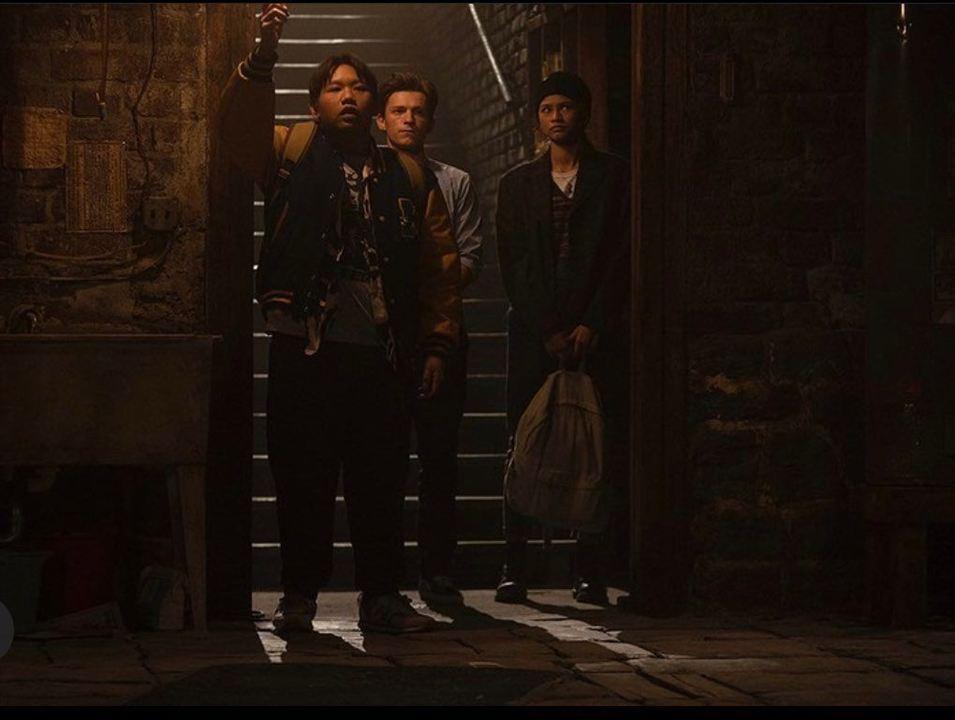 Spider-Man: No Way Home: Tom Holland, Jacob Batalon,  Zendaya