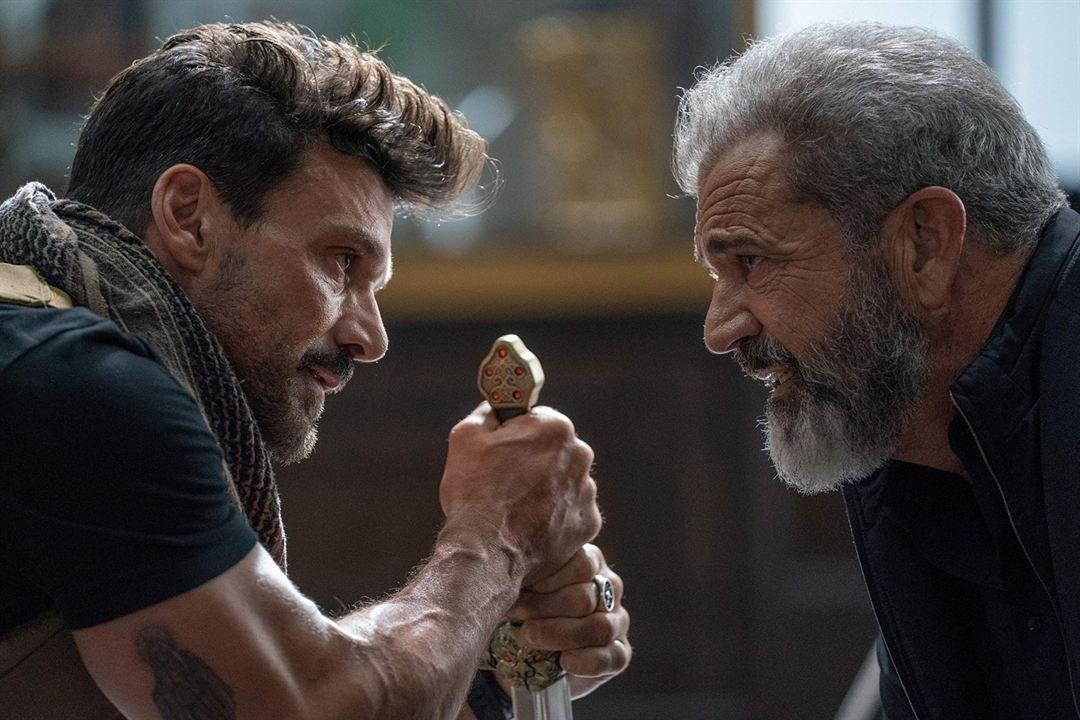 Boss Level : Foto Frank Grillo, Mel Gibson