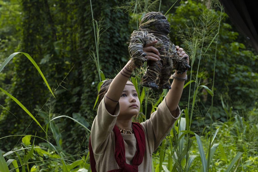 Godzilla vs Kong: Kaylee Hottle
