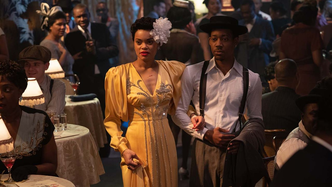 Los Estados Unidos contra Billie Holiday: Tyler James Williams, Andra Day