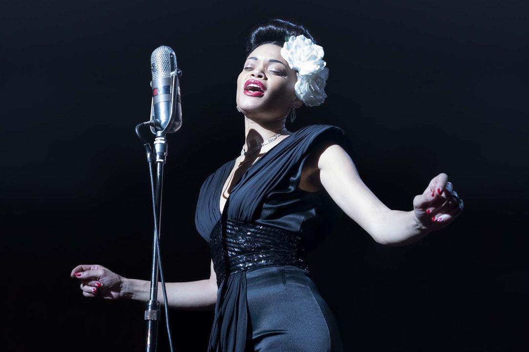 Los Estados Unidos contra Billie Holiday: Andra Day