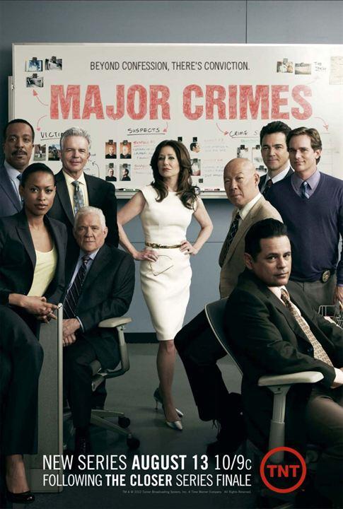 Major Crimes : Cartel