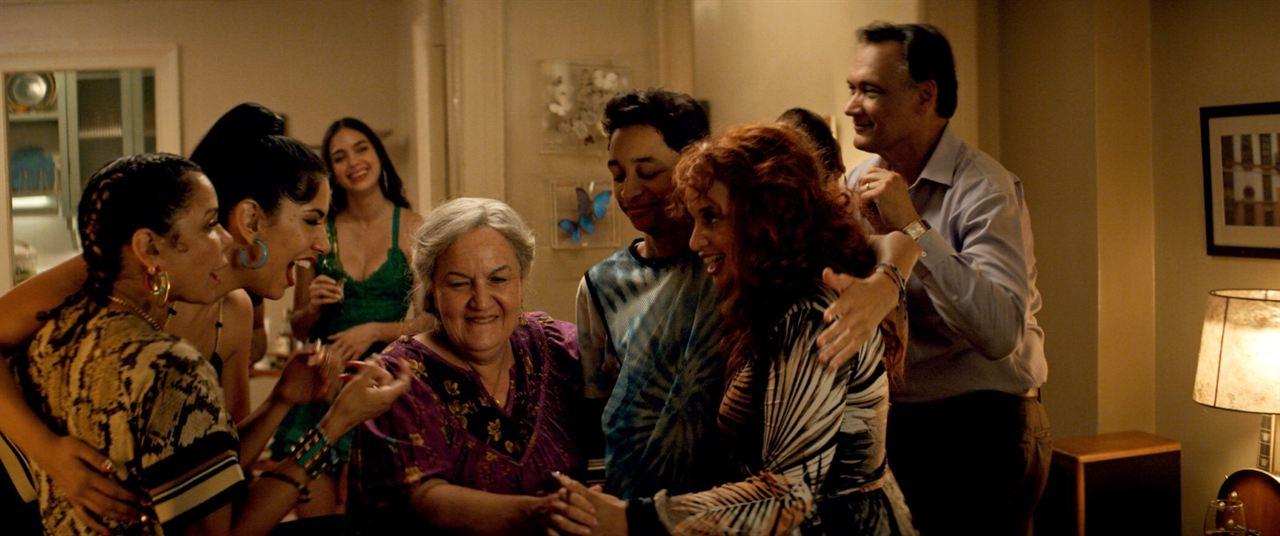 En un barrio de Nueva York : Foto Daphne Rubin-Vega, Dascha Polanco, Gregory Diaz IV, Jimmy Smits, Melissa Barrera