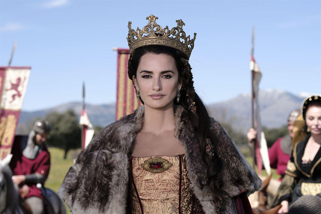 La Reina De España: Penélope Cruz
