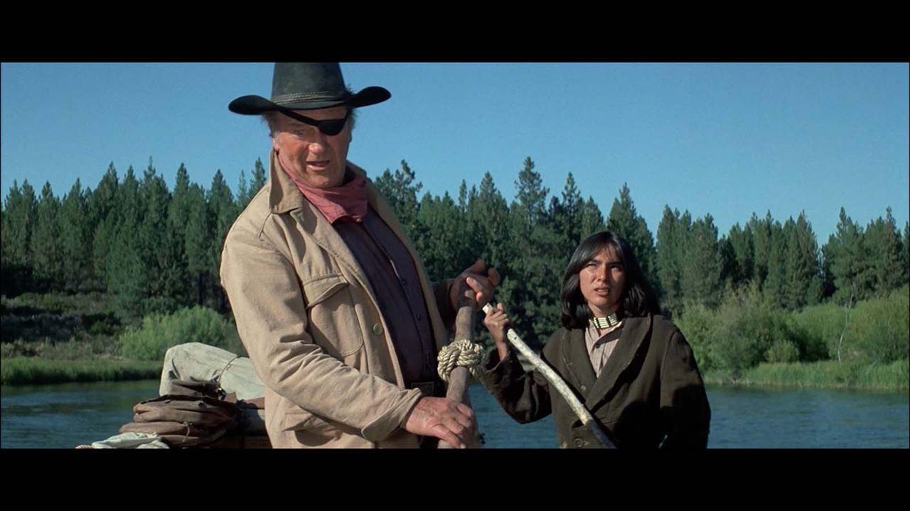 El rifle y la Biblia : Foto John Wayne, Richard Jordan