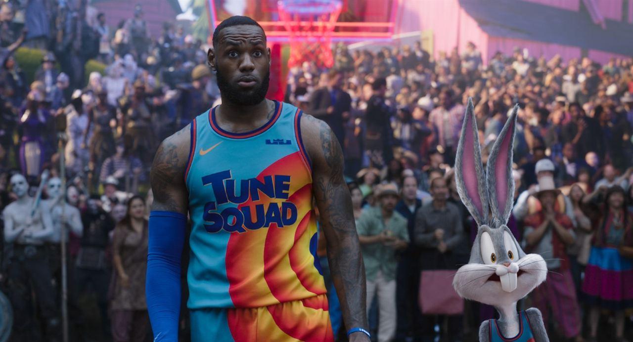 Space Jam: Nuevas leyendas: LeBron James