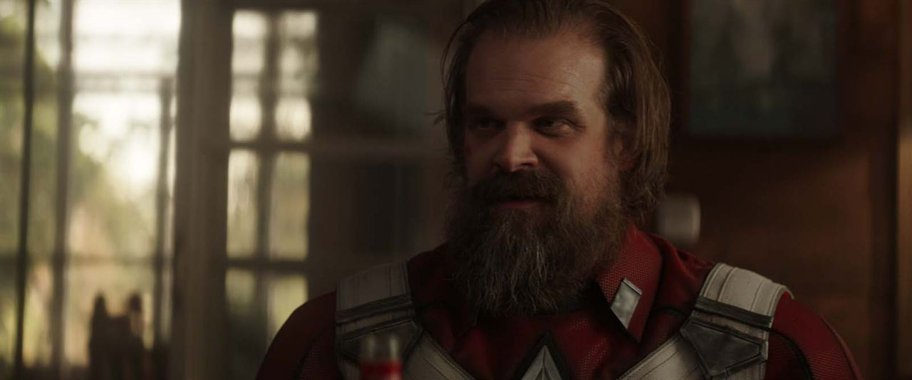 Viuda Negra: David Harbour