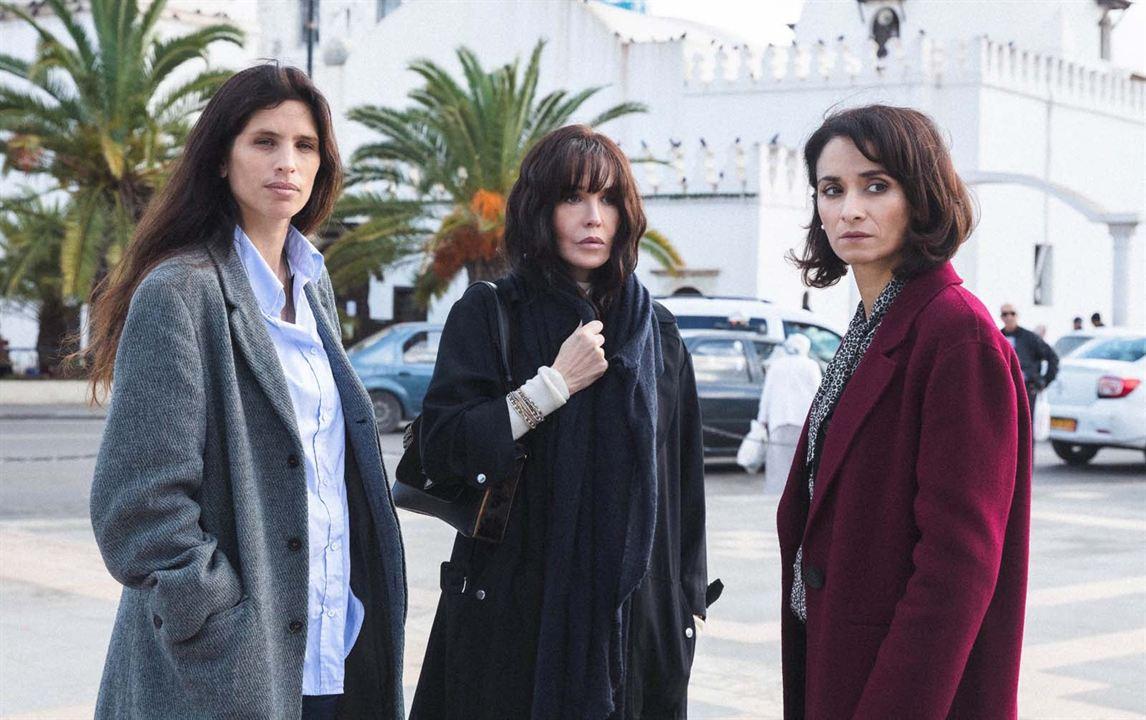 Foto Isabelle Adjani, Maïwenn, Rachida Brakni