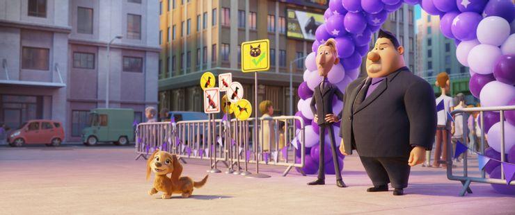 La patrulla canina. La película