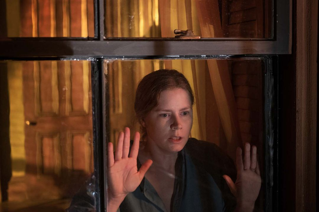 La mujer en la ventana: Amy Adams