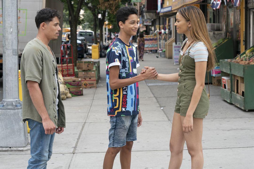 En un barrio de Nueva York : Foto Anthony Ramos, Gregory Diaz IV, Leslie Grace