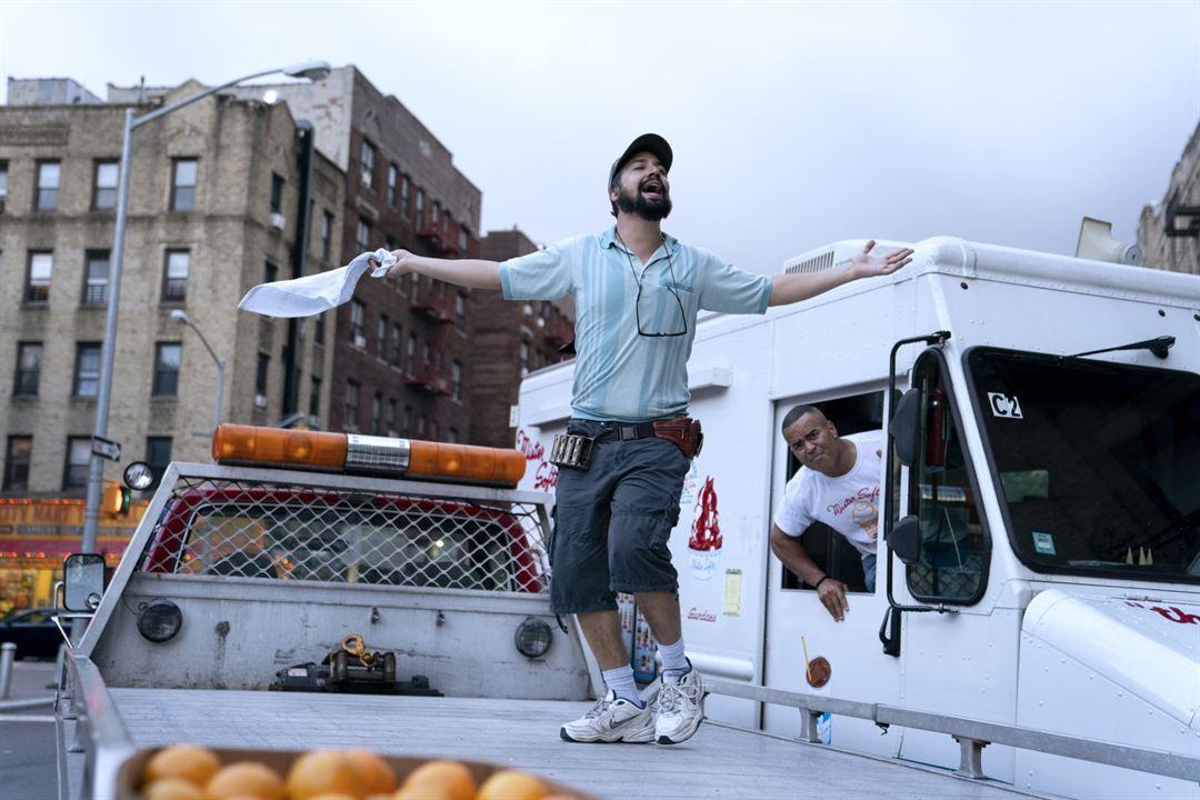 En un barrio de Nueva York: Lin-Manuel Miranda, Christopher Jackson