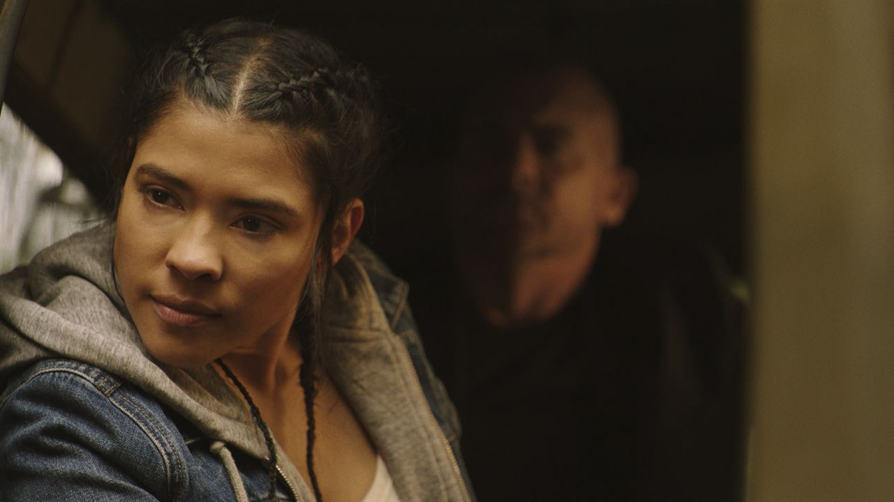 Foto Dominic Purcell, Lisseth Chavez