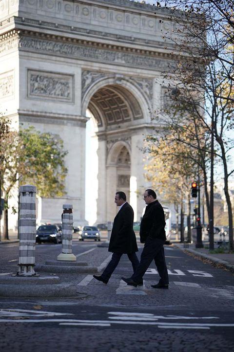 Foto Grégory Gadebois, Jean Dujardin
