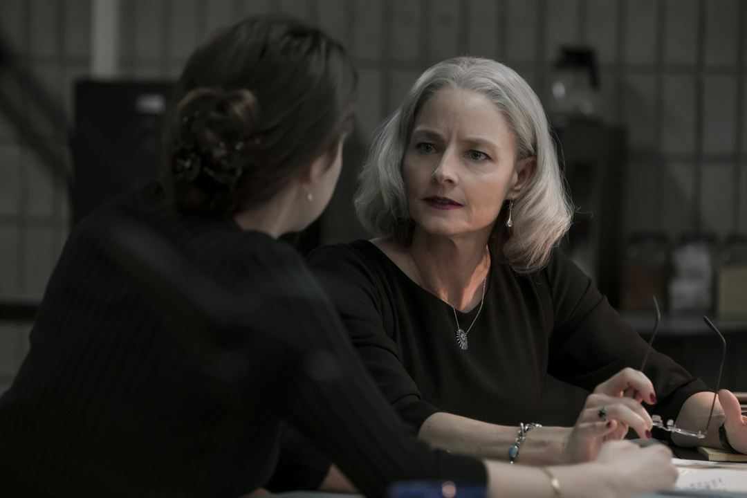 The Mauritanian: Jodie Foster