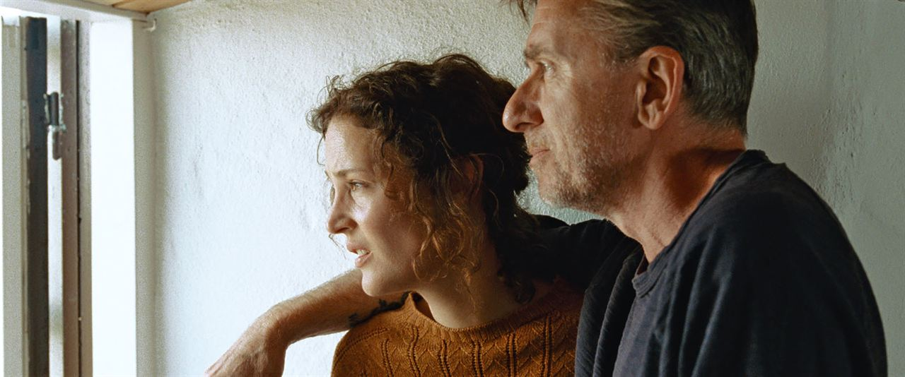 Bergman Island: Vicky Krieps, Tim Roth