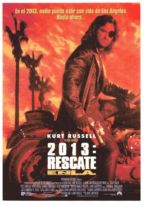 2013: Rescate en Los Angeles