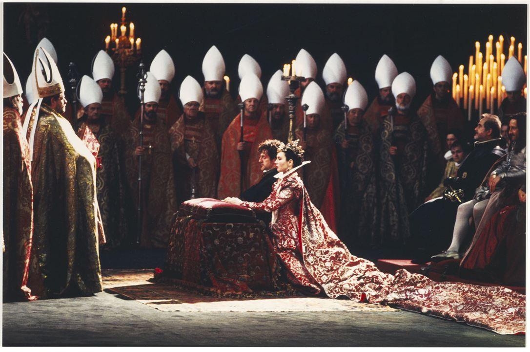 La Reina Margot: Daniel Auteuil, Isabelle Adjani