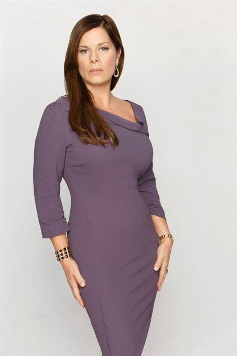 Couverture magazine Marcia Gay Harden