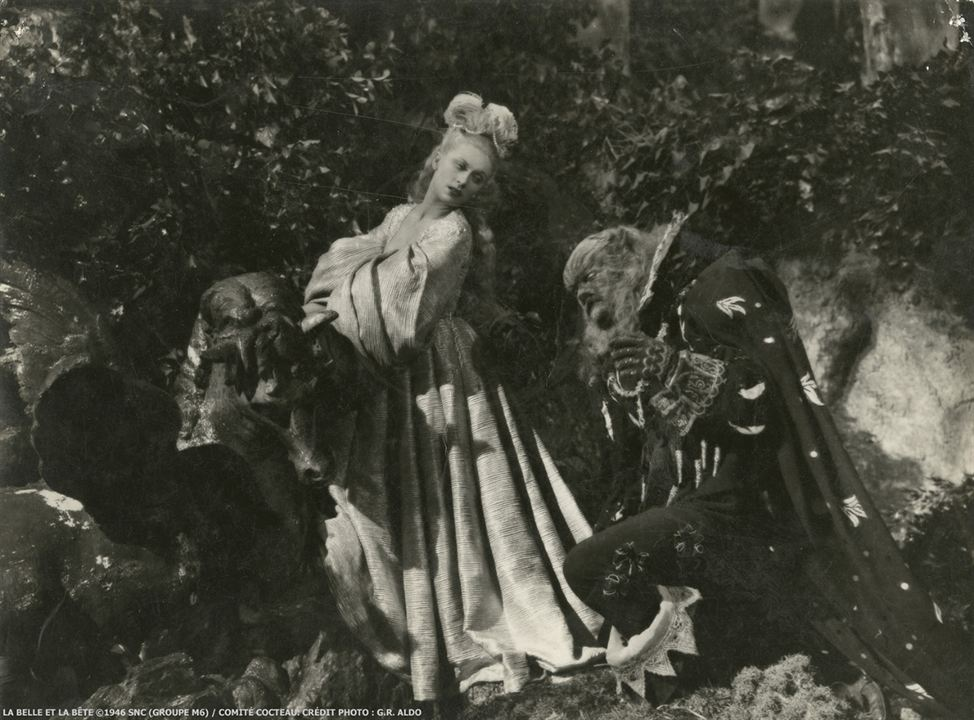 La bella y la bestia: Josette Day
