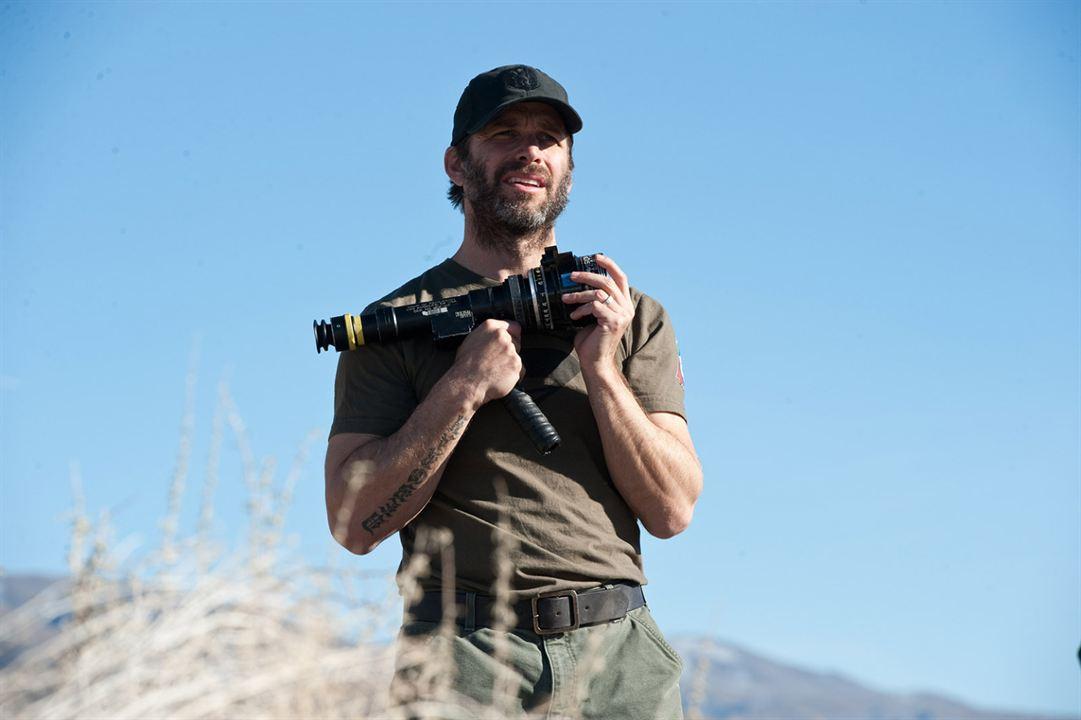 El Hombre de Acero : Foto Zack Snyder