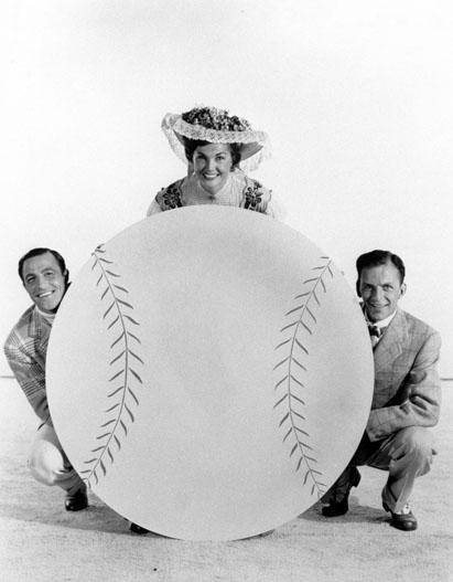 Llévame a ver el partido : Foto Frank Sinatra, Gene Kelly