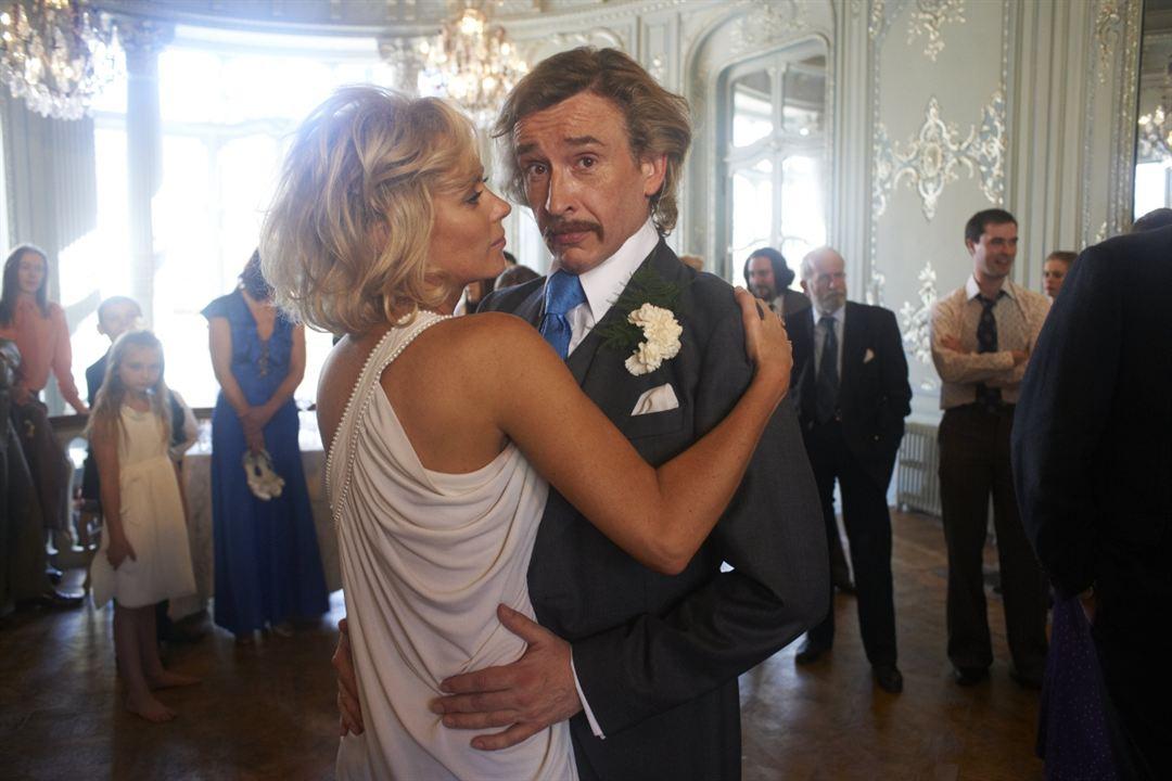 La mirada del amor: Steve Coogan, Anna Friel