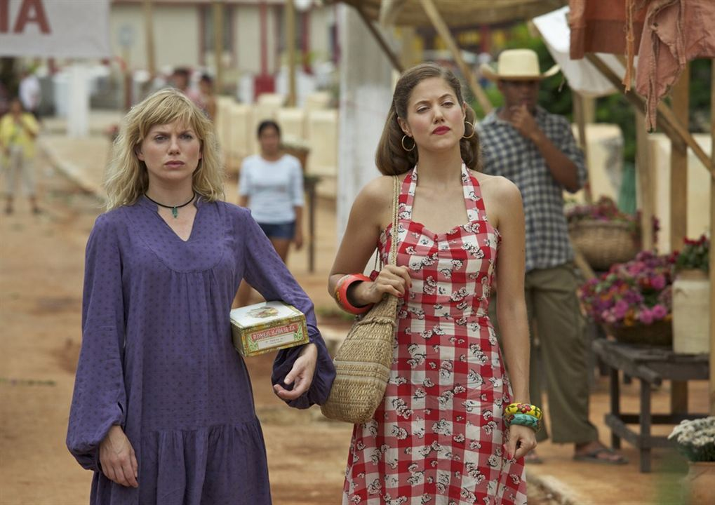 The Day of the Flowers : Foto Charity Wakefield, Eva Birthistle