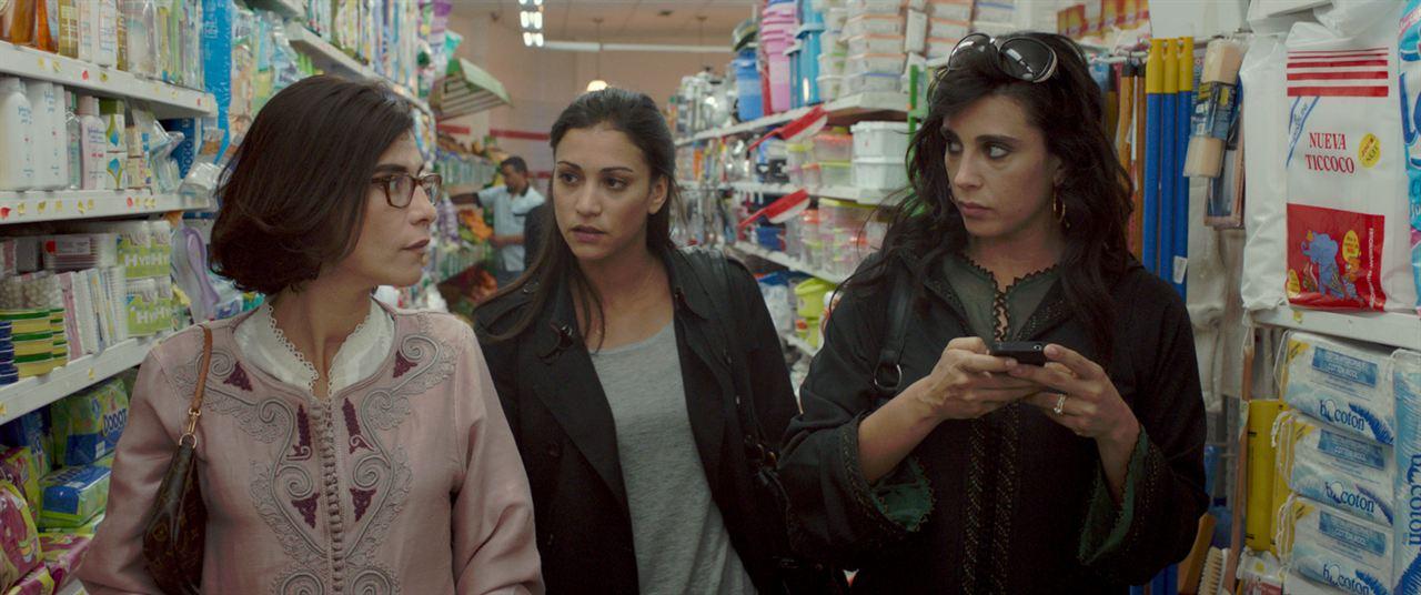 Foto Lubna Azabal, Morjana Alaoui, Nadine Labaki