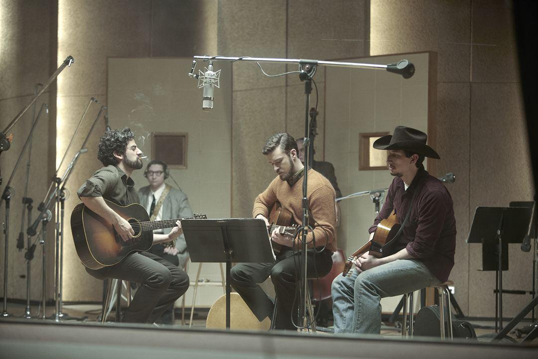 A propósito de Llewyn Davis : Foto Garrett Hedlund, Justin Timberlake, Oscar Isaac