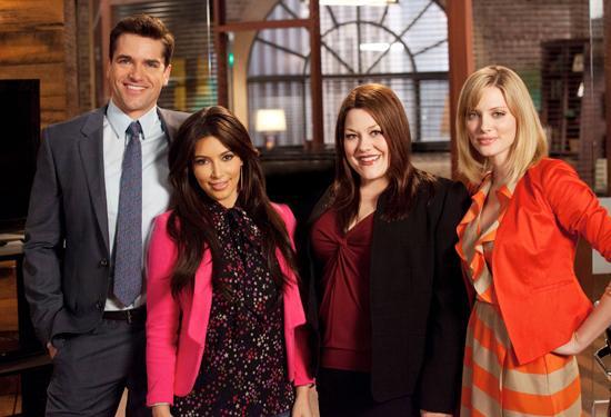 Foto April Bowlby, Brooke Elliott, Jackson Hurst, Kim Kardashian