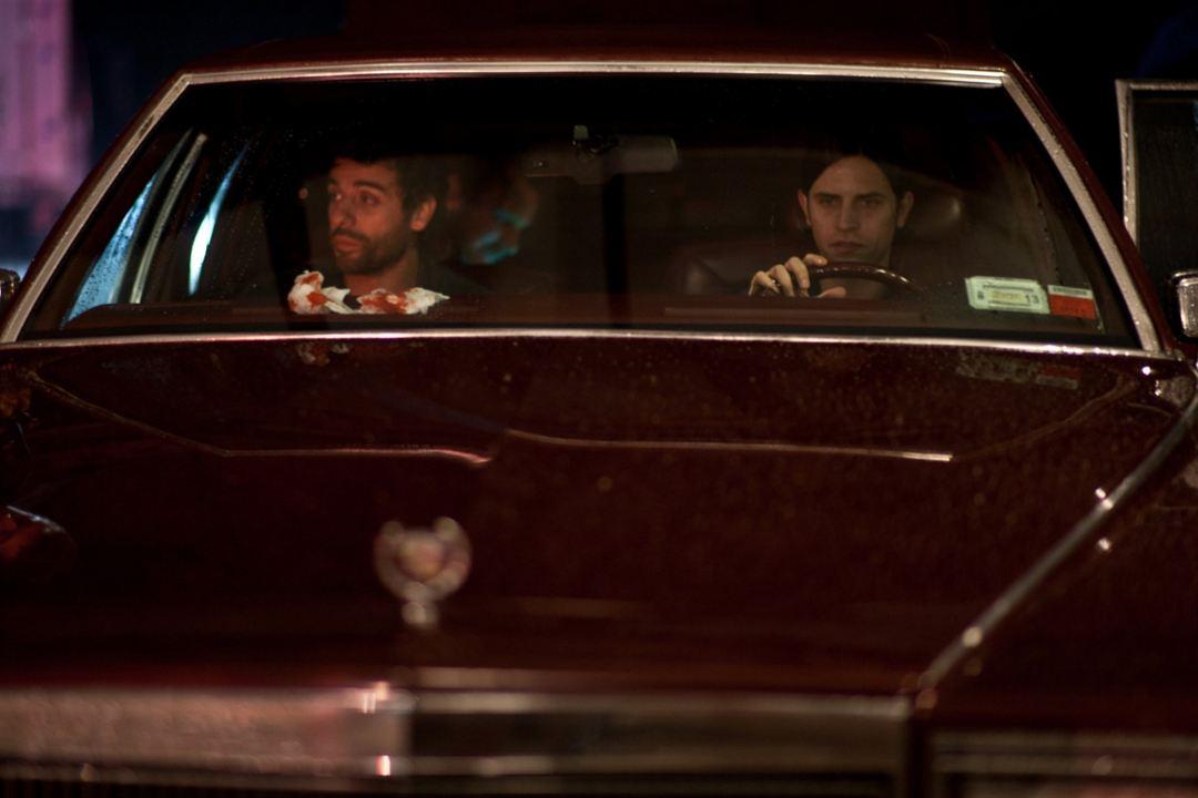 Revenge for Jolly! : Foto Brian Petsos, Oscar Isaac