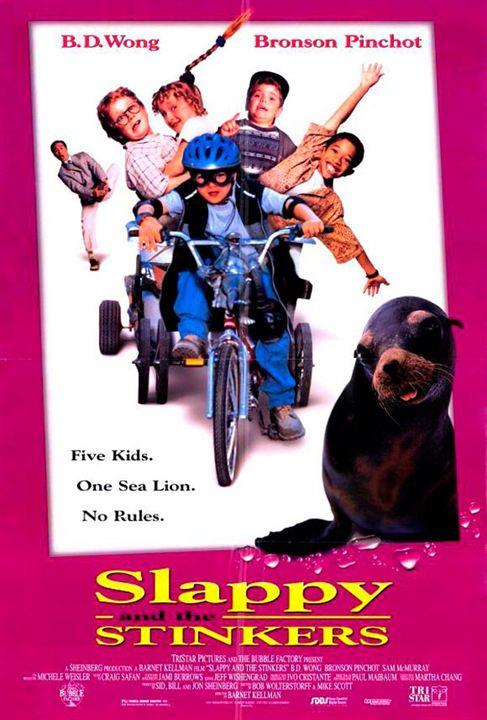 Slappy y Los Mofetas