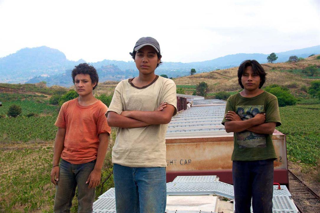 La jaula de oro : Foto Brandon López, Rodolfo Dominguez